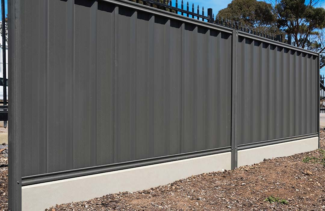 Under Fence Plinths Adelaide