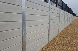 Adelaide Under Fence Plinths